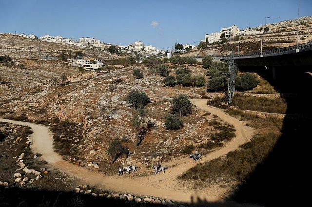 РФ осудила планы построительству домов уреки Иордан