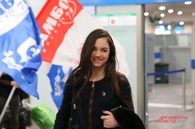 Фигуристка Евгения Медведева восстановилась после травмы