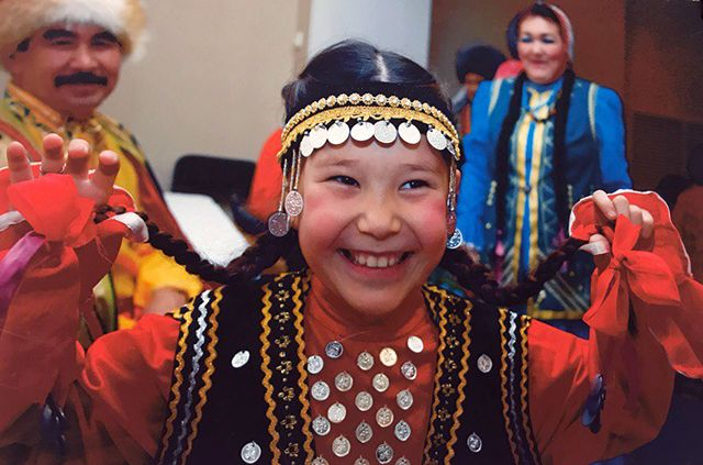 Молодых талантов в российских регионах много.