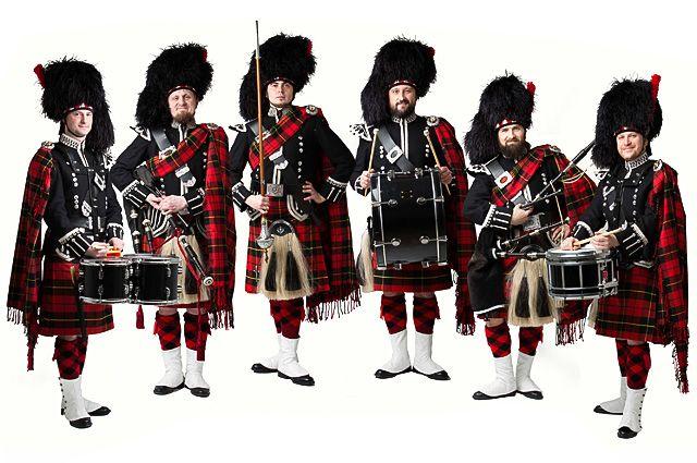 Оркестр волынщиков «City Pipes» даст концерт в Оренбурге.