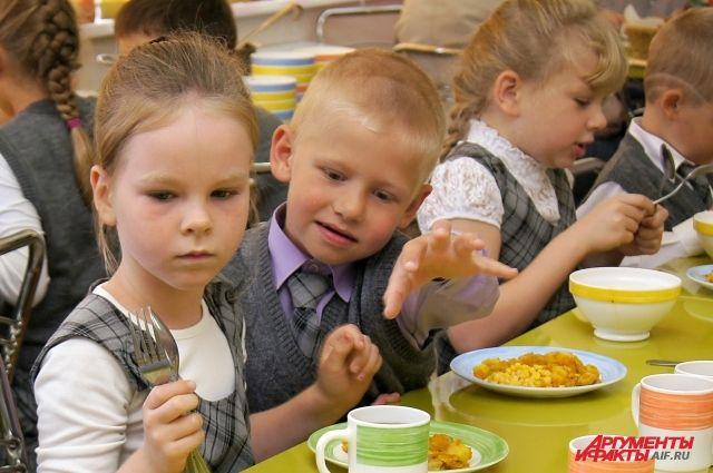 Хочется, чтобы питание в школах было разнообразнее.
