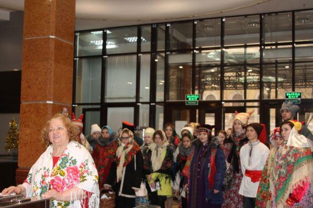 В Перми пройдёт Всероссийский фестиваль зимнего фольклора «Сочельник».