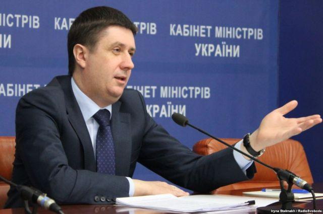 Вице-премьер Украины предлагает взимать военный сбор с артистов за гастроли в России