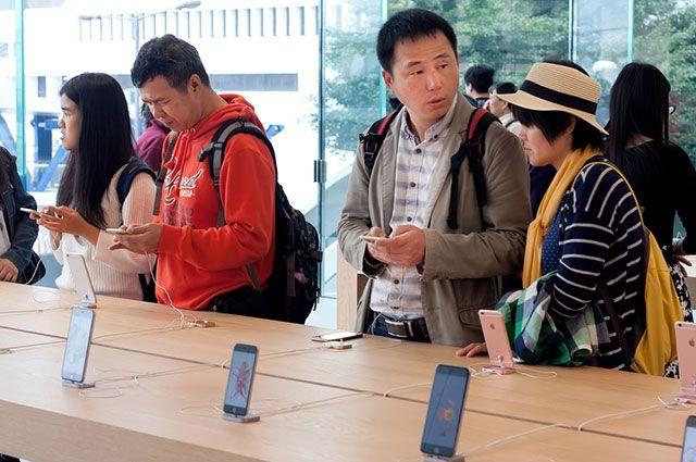 Apple откроет Пекину доступ кданным китайских пользователей iCloud