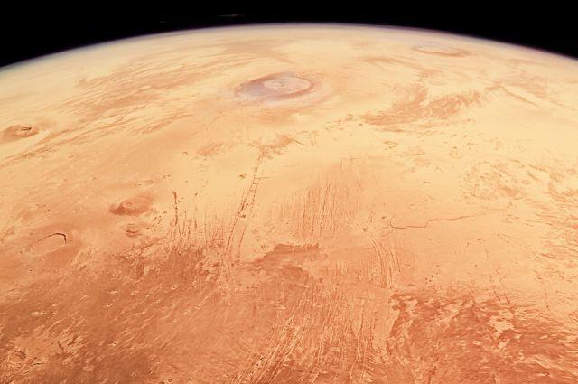 Ученые узнали, что космонавты смогут слетать наМарс только один раз