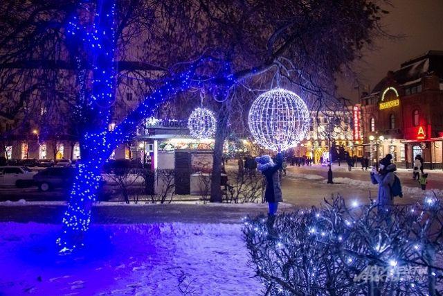 Приемная Деда Мороза закрывается до следующей зимы.