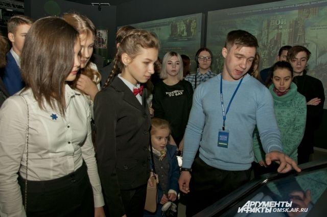 В омском историческом парке откроют образовательный клуб.