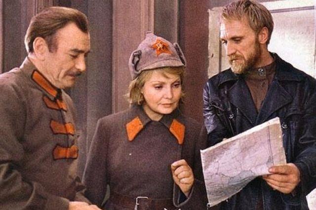 Единственный общий фильм Дорониной и Химичева — «На ясный огонь» — прошёл почти незамеченным.