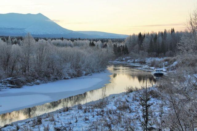 На севере края даже будет теплее, чем на остальной территории региона.