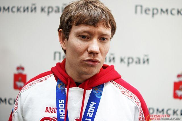Александр Смышляев готовится к четвёртой для него Олимпиаде.