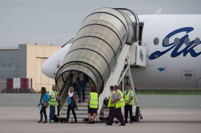 «Саратовские авиалинии» открывают новые рейсы изаэропорта Ижевска