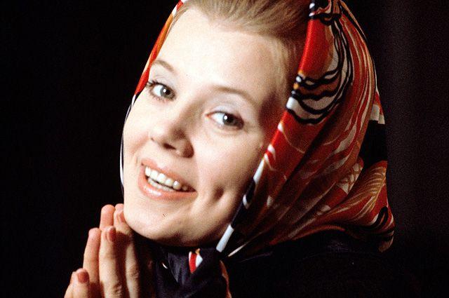 Людмила Сенчина, 1978 г.