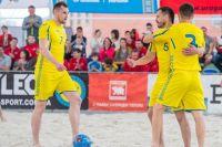 Тренер сборной Украины по пляжному футболу объявил состав на Persia Cup