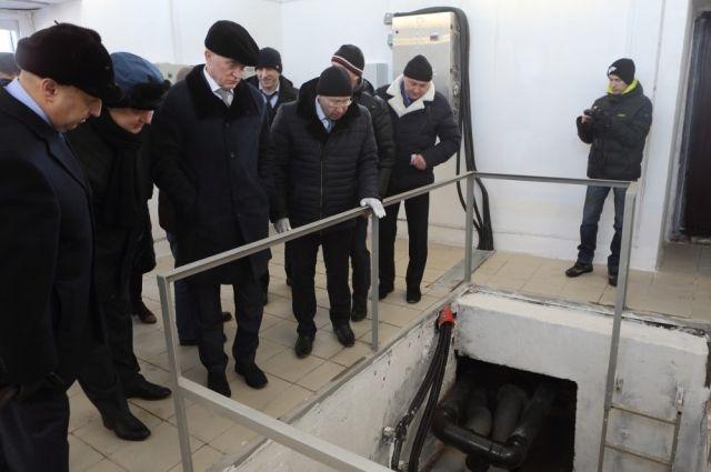 Руководитель  Южного Урала решил столетнюю проблему сочистными Верхнеуральска