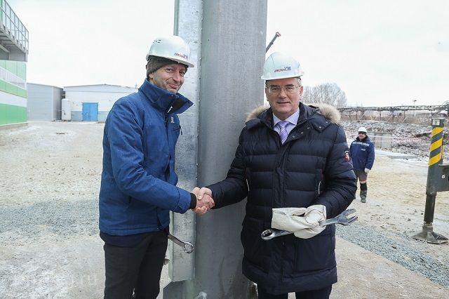 Микеле Фурлани и Иван Белозерцев намереваются расширять сотрудничество.