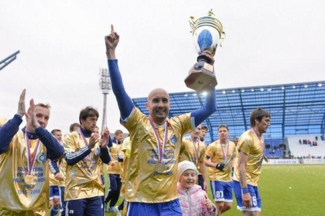 Полузащитник Вадим Афонин, четыре сезона выступавший за ФК «Оренбург», возвращается в клуб.