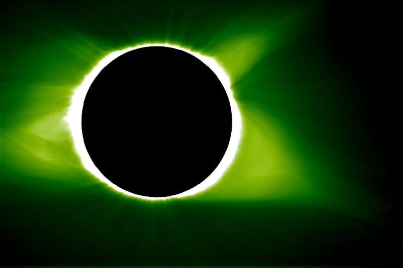 Полное солнечное затмение 21 августа 2017 дало ученым редкую возможность исследовать Солнце и его влияние на Землю способами, которые обычно невозможны.