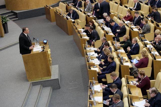 Руководство  отчитается перед Государственной думой  о необходимости  пребывания вВТО