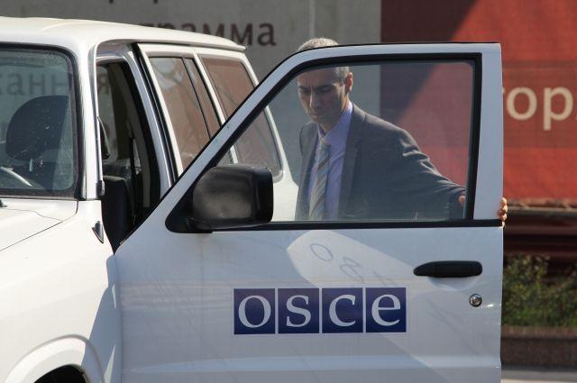 ОБСЕ за 2017 год зафиксировала 400 тысяч нарушений перемирия в Донбассе