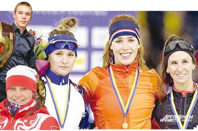 Анастасия Седова и Наталья Воронина отправятся на Олимпиаду, а Артём Пашпорин должен отстоять титул чемпиона мира по муай тай.