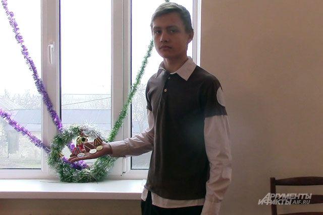 Сергей Шимонаев.