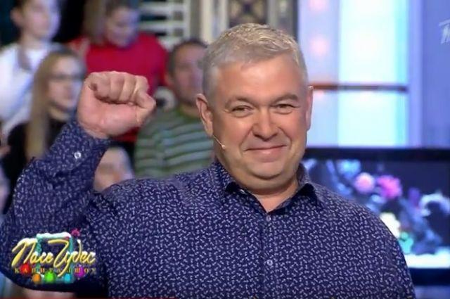 Алексей Спиридонов вошел в состав второй тройки игроков.
