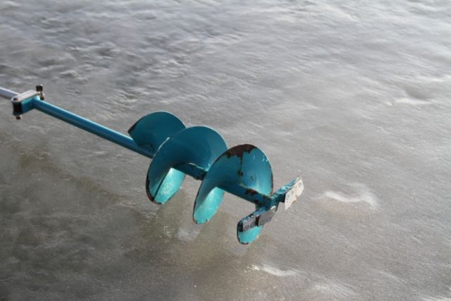ВРогачевском районе наозере потонул  рыбак