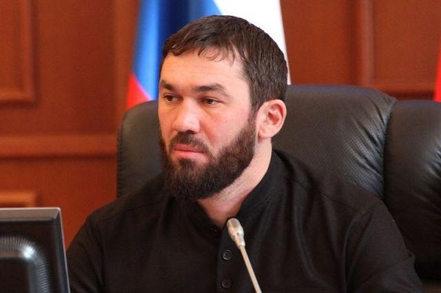 Председатель республиканского заксобрания Магомед Даудов
