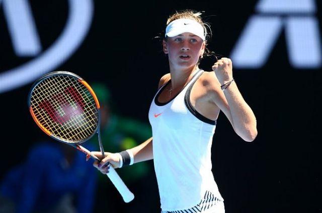 Украинка побила теннисный рекорд на Australian Open