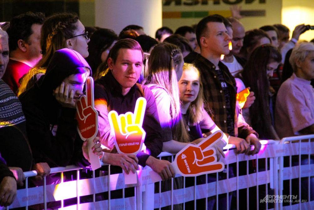 Среди пришедших на фестиваль были люди всех возрастов