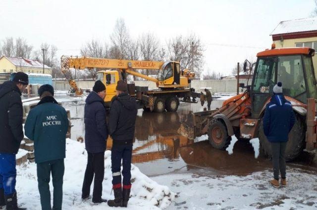 Неменее  12 тыс.  граждан  Тульской области остались без воды