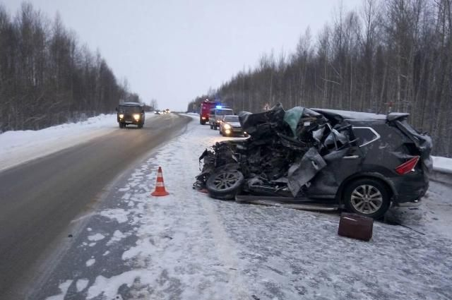 Водитель второго автомобиля не пострадал.