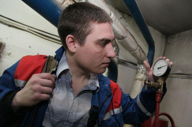 ВДинском районе устранили трагедию нагазопроводе