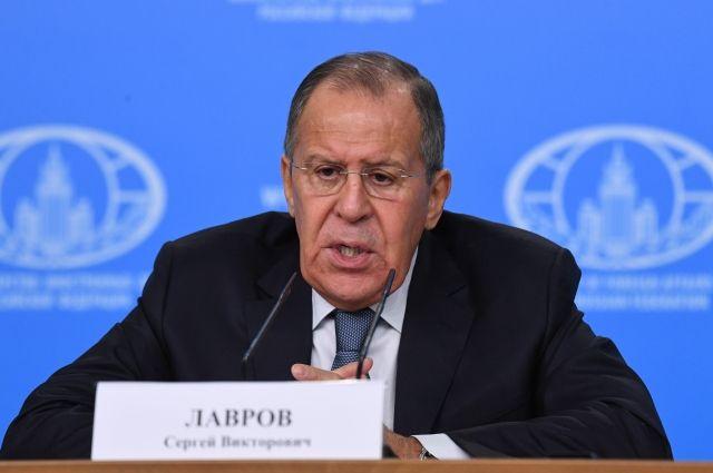 Лавров пообещал, чтоРФ приложит все усилия для сохранения сделки сИраном