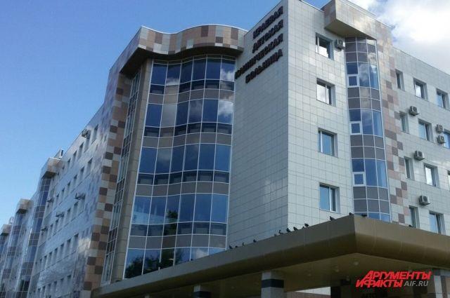 В Краевую детскую клиническую больницу госпитализировали девять четвероклассников.