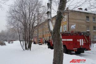 На месте трагедии работали все силовые структуры Пермского края.
