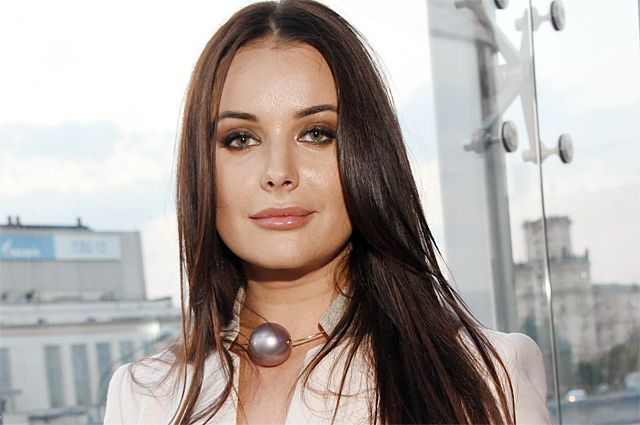Оксана Фёдорова.