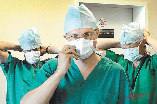 Операцию сделали впервые в мире