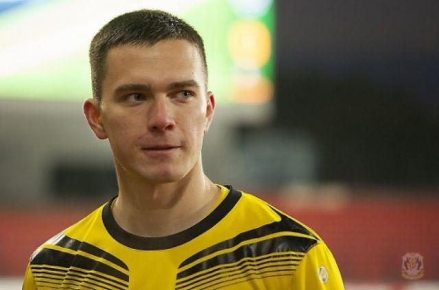 Вратарь молодежной сборной РФ пофутболу перешел втульский «Арсенал»