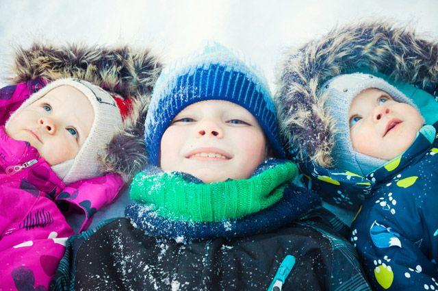 Ой, мороз, мороз! Как избежать переохлаждения у ребёнка