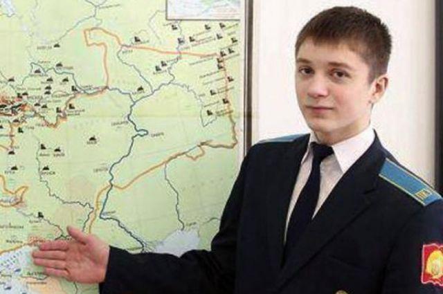 Вадима Осипова обвиняют в подготовке теракта из-за рисунка казармы.