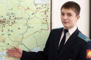 Вадима Осипа обвиняют в подготовке теракта из-за рисунка казармы.