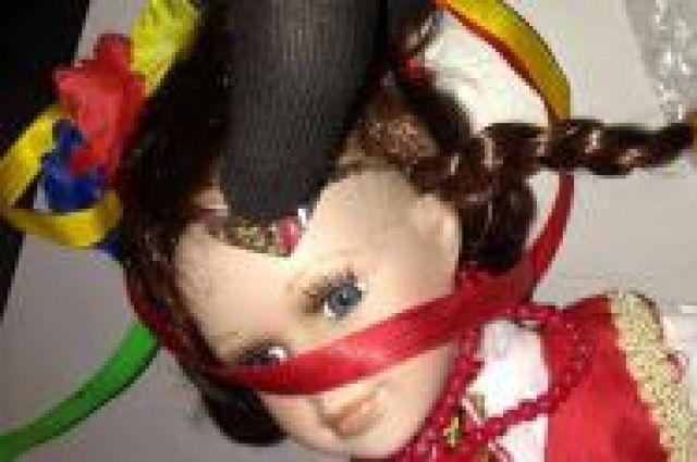 Харьковские пограничники обнаружили куклу ссюрпризом