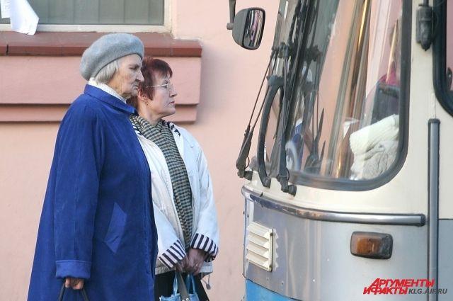 На Крещение в Калининграде автобусы будут ходить до часа ночи.