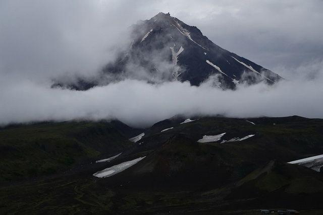 Уподножья вулкана Козельский наКамчатке найден труп мужчины