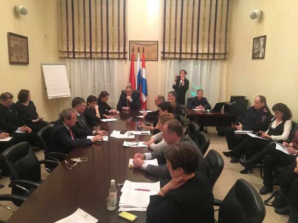 Расширенное заседание в правительстве прошло вечером 15 января.