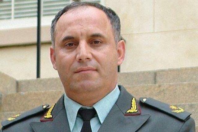 ВГрузии найден застреленным экс-командующий Нацгвардии