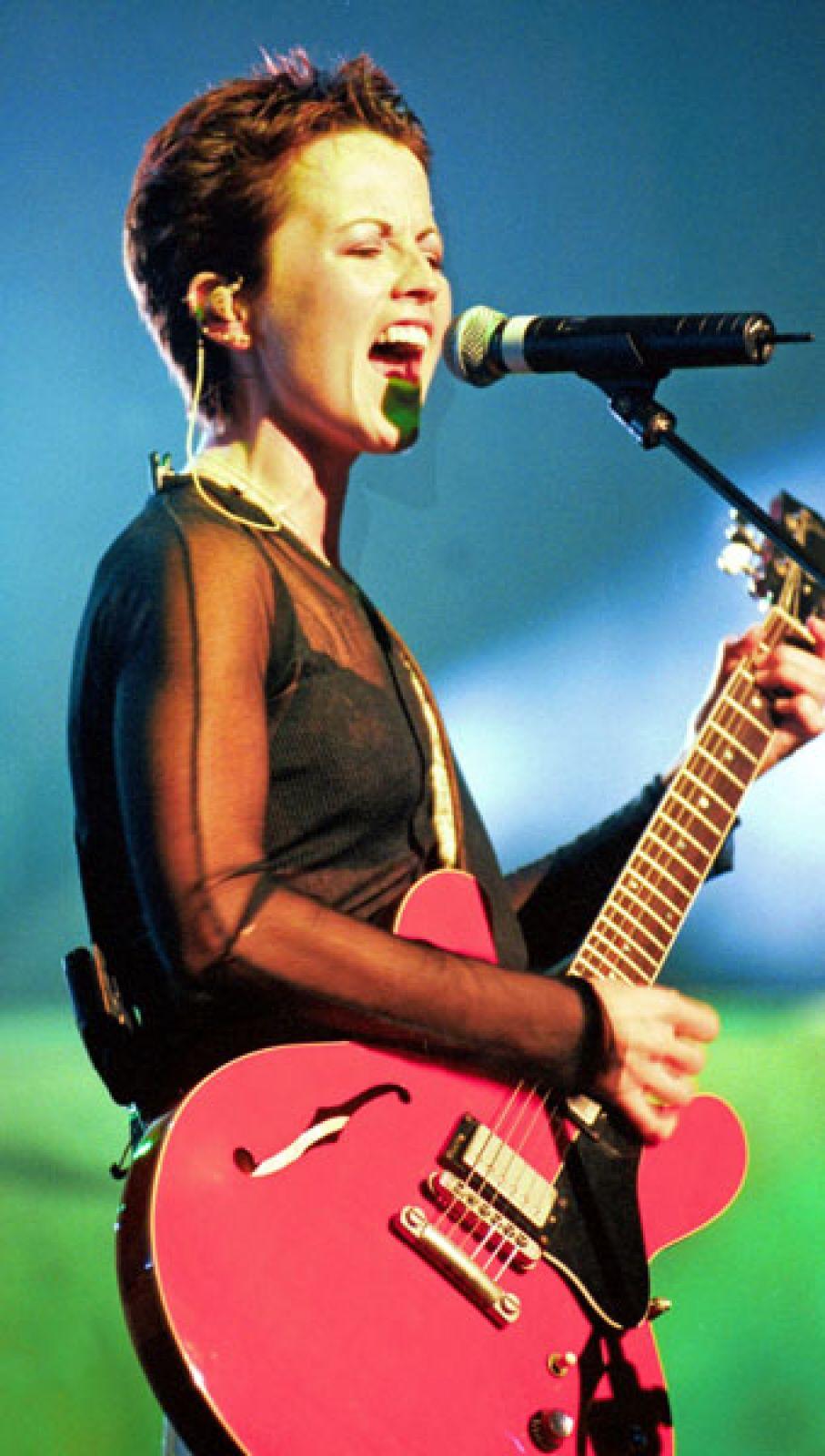 Концерт The Cranberries вгороде Нашвилл, штат Теннесси, США. 21 августа 2000 года.
