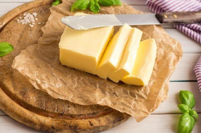 Украина 2-ая поэкспорту сливочного масла вЕС