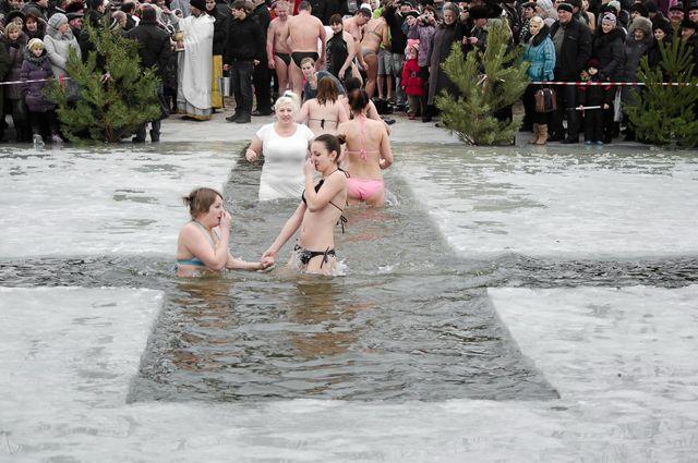 Где пройдут крещенские купания в Москве?